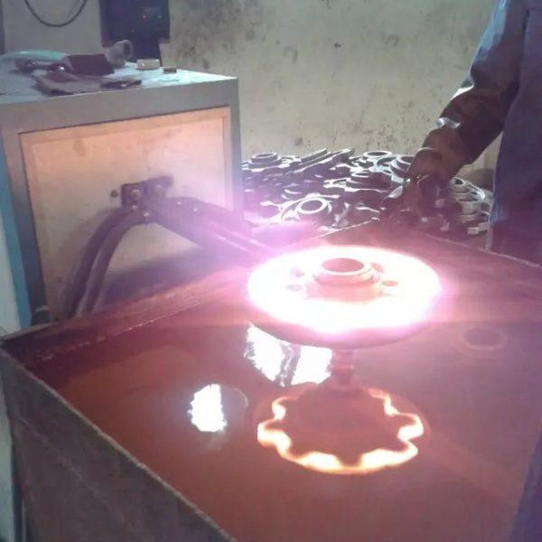 齿轮单齿淬火 齿轮高频淬火设备