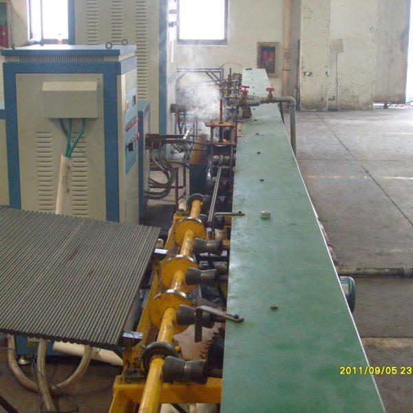 郑州蓝硕工业炉圆钢调质生产线