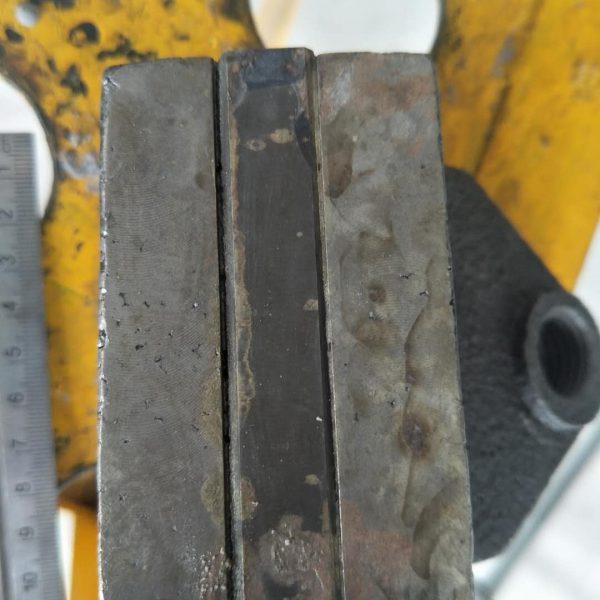 制砂机配件抛料头中频焊接设备